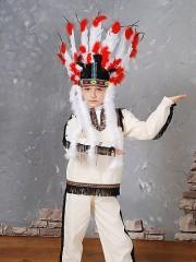 Костюм індіанця