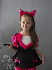 Киця чорна