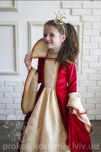 принцеса червона