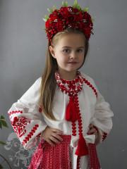 Укр.костюм дівчинка