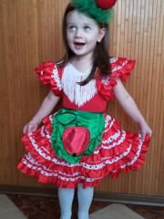Яблуко дівчинка
