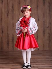 Укр.костюм дівчинка 8