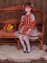 Укр.костюм дівчинка 3