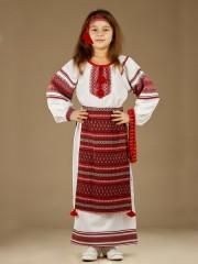 Укр.костюм дівчинка 5