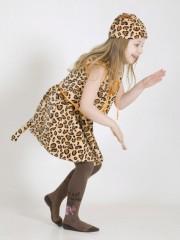 Леопард дівчинка