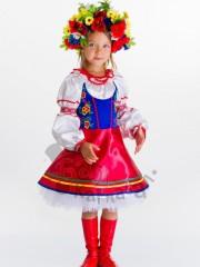 Укр.костюм дівчинка 2